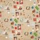 Christmas Memories- Christmas Ephemera Paper