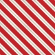 Christmas Memories- Red Small Stripe Paper