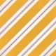 Christmas Memories- Yellow Large Stripe Paper