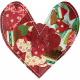 Quilted With Love- Patchwork Heart 2