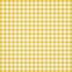 Yellow Gingham Fabric Paper