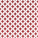 Red Damask Cathedral Paper