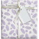 Quilted With Love- Vintage Purple Paisley Fat Quarter