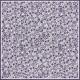 Purple Flower Cutout Paper