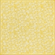 Yellow Flower Cutout Paper