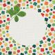 The Lucky One- Shamrock Sticker