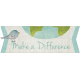 Earth Day- Make a Difference Word Art