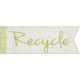Earth Day- Recycle Word Art