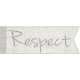 Earth Day- Respect Word Art