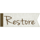 Earth Day- Restore Word Art