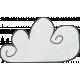 Earth Day Mini- Cloud Doodle 1