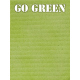 Earth Day Mini- Go Green Journal Card