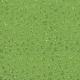 Green Glitter Clover Paper