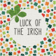 Luck of the Irish Word Art