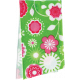 One Stop Bunting Shop- Green Floral Folded Ribbon