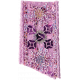 One Stop Bunting Shop- Purple Sequin Folded Ribbon