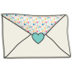 Hello- Envelope Doodle