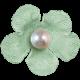 Hello- Mint Flower