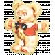 Oh Baby, Baby- Bear