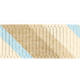 Oh Baby, Baby- Blue Striped Ribbon