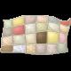 Oh Baby, Baby- June 2014 Blog Train Mini- Baby Quilt