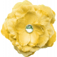 Oh Baby Yellow Silk Flower