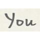 Sunshine & Lemons Mini- You Word Art