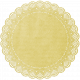 Summer Fields- Yellow Doily