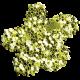 Garden Party- Yellow Flower