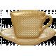 Garden Party- Tea Party Teacup