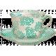 Garden Party- Tea Party Teacup 3