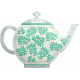 Garden Party- Tea Party Teapot 1