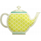 Garden Party- Tea Party Teapot 2