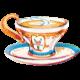 Garden Party- August 2014 Blog Train- Teacup 1