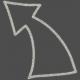 Sports Arrow Chalk 001