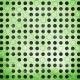 Color Basics Paper Circles Light Green