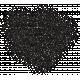Color Basics Scattered Dots 01 Glitter Black