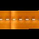 Color Basics Ribbon Stitch Orange