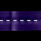Color Basics Ribbon Stitch Purple