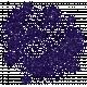 Color Basics Scattered Dots 02 Glitter Purple