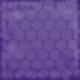 Color Basics Paper Circles Big Purple