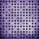 Color Basics Paper Circles Purple