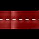 Color Basics Ribbon Stitch Red