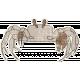 Tropics Sticker Crab