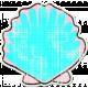 Tropics Sticker Shell