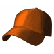 Baseball Hat Orange