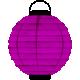 Spook Lantern Purple
