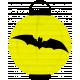 Spook Lantern Yellow Bat