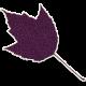 Thankful Leaf Purple