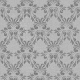 Touch of Sparkle Christmas Paper Damask Silver
